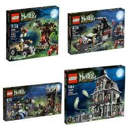 Близится Хэллоуин, и все мечтают об ужасных подарках!