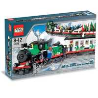 LEGO Trains 10173 Праздничный поезд