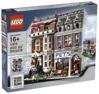 LEGO Creator 10218 Зоомагазин