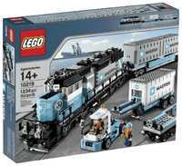 LEGO Trains 10219 Поезд Маерск