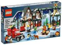 LEGO Town 10222 Зимняя деревенская почта