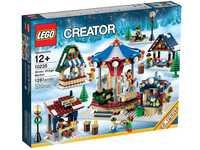 LEGO Creator 10235 Зимний деревенский рынок