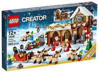 LEGO Creator 10245 Мастерская Санты