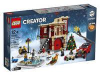 LEGO Creator 10263 Пожарная часть в зимней деревне