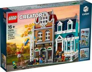 LEGO Creator 10270 Книжный магазин