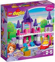 LEGO Duplo 10595 Королевский замок Софии Прекрасной
