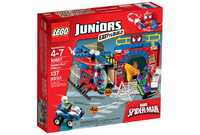 LEGO Juniors 10687 Убежище Человека-паука