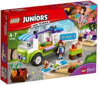 LEGO Juniors 10749 Фургончик Мии по продаже натуральных продуктов