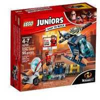 LEGO Juniors 10759 Эластика: погоня на крыше