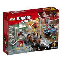 LEGO Juniors 10760 Подрывашкин грабит банк