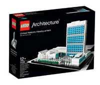 LEGO Architecture 21018 Штаб-Квартира ООН
