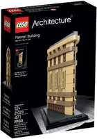 LEGO Architecture 21023 Дом-утюг