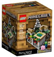 LEGO Minecraft 21105 Микромир: деревня