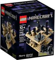 LEGO Minecraft 21107 Конец