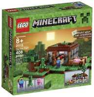 LEGO Minecraft 21115 Первая ночь