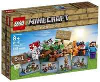 LEGO Minecraft 21116 Построй свои шахты