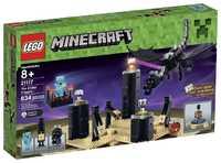 LEGO Minecraft 21117 Окраинный дракон