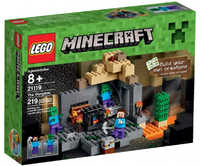 LEGO Minecraft 21119 Подземелье