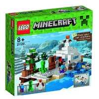 LEGO Minecraft 21120 Снежное убежище