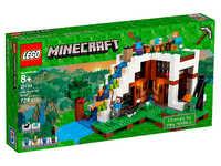 LEGO Minecraft 21134 База на водопаде