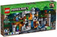 Lego Minecraft 21147 Приключения в шахтах