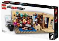 LEGO Cuusoo 21302 Теория Большого Взрыва