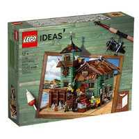 LEGO Ideas 21310 Старая рыбацкая лавка