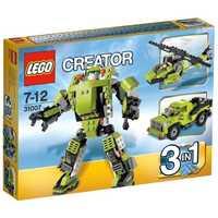 LEGO Creator 31007 Крутой робот