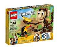 LEGO Creator 31019 Забавные животные