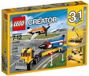 LEGO Creator 31060 Пилотажная группа