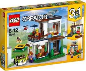 LEGO Creator 31068 Современный модульный дом