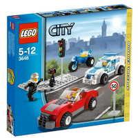 LEGO City 3648 Полицейская погоня