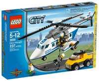 LEGO City 3658 Полицейский вертолет