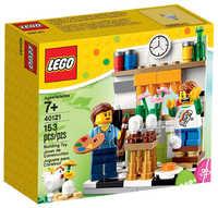 LEGO Seasonal 40121 Раскрашивая пасхальные яйца