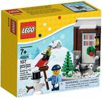LEGO Seasonal 40124 Зимние развлечения