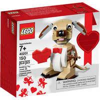 LEGO Seasonal 40201 Собака-Валентинка
