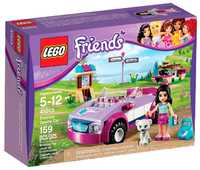 LEGO Friends 41013 Спортивный автомобиль Эммы
