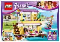 LEGO Friends 41037 Пляжный домик Стефани