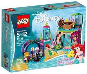 LEGO Disney Princess 41145 Принцессы Ариэль и магическое заклятье