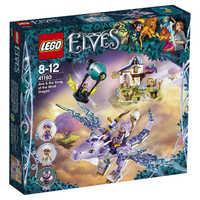 LEGO Elves 41193 Эйра и Дракон Песня ветра