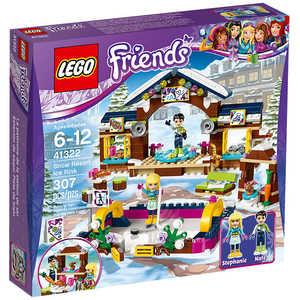 LEGO Friends 41322 Каток на горнолыжном курорте