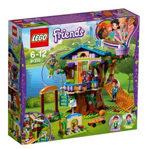 LEGO Friends 41335 Домик на дереве Мии
