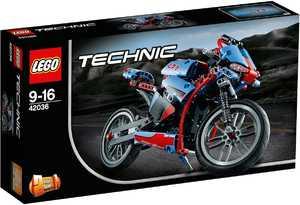 LEGO Technic 42036 Стритбайк