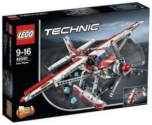 LEGO Technic 42040 Пожарный гидроплан