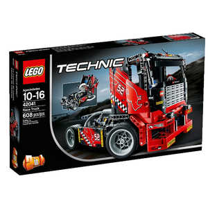 LEGO Technic 42041 Гоночный тягач