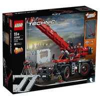 LEGO Technic 42082 Подъёмный кран для пересечённой местности