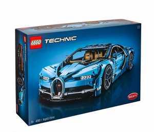LEGO Technic 42083 Бугатти Широн