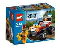 LEGO City 4427 Пожарный квадроцикл