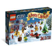 LEGO City 4428 Новогодний календарь