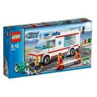 LEGO City 4431 Машина скорой помощи